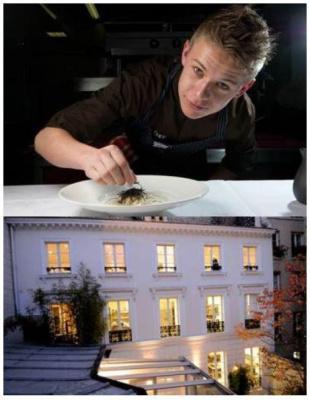 Jordan Vignal, le jeune chef prodige de Top Chef 2014 à L'Atelier Guy Martin