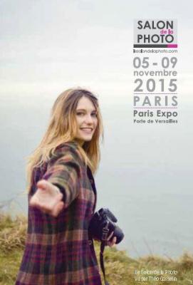 Salon de la Photo 2015 à Paris, invitations gratuites