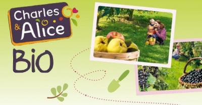 Ateliers du potager pour enfants Charles & Alice au Jardin d'Acclimatation