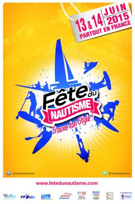 Fête du Nautisme à Paris 2015