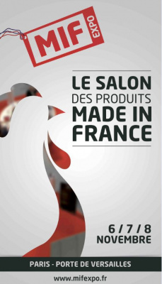 Mif expo 2015 le salon du made in france for Salon made in france