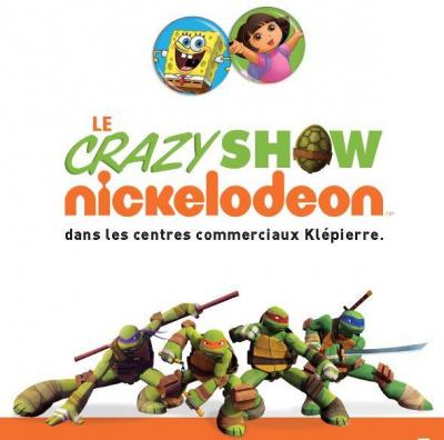 Le Crazy Show de Nickelodeon