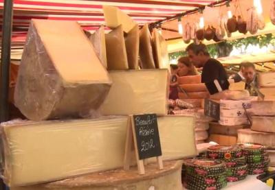 Foire aux Fromages et aux Vins d'Antony 2015