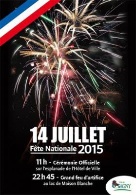 feux d artifice 14 juillet 2015