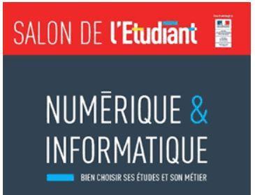 Salon de l'Etudiant Numérique et Informatique 2016