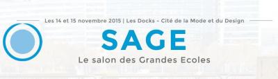 SAGE le Salon des Grandes Écoles 2015