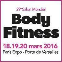 Salon Body Fitness 2016 à la Porte de Versailles