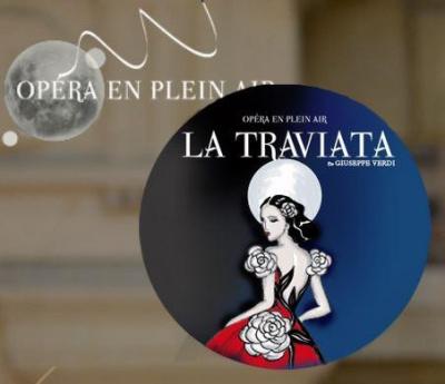 Opéra en plein air 2015 : La Traviata de Guiseppe Verdi