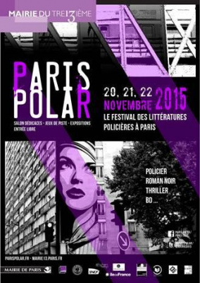 Festival Paris Polar 2015
