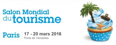 Le salon mondial du tourisme paris 2016 for Salon mondial tourisme