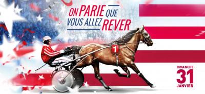 Le Grand Prix d'Amérique Opodo 2016 à l'Hippodrome de Paris-Vincenn
