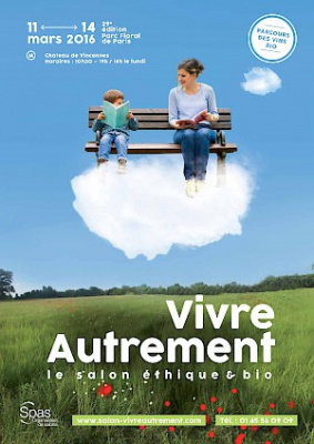 Salon vivre autrement 2016 le salon thique et bio for Salon bio paris 2016