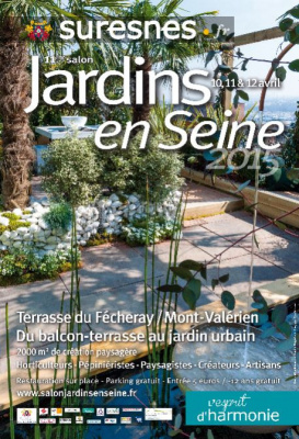 Jardins en seine 2016