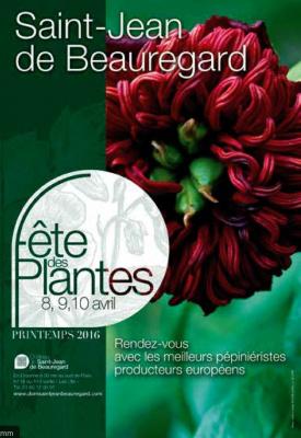 La f te des plantes de printemps 2016 saint jean de beauregard - Fete des plantes saint jean de beauregard ...