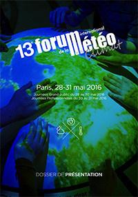 Forum International de la Météo et du Climat 2016 à l'Hôtel de Ville