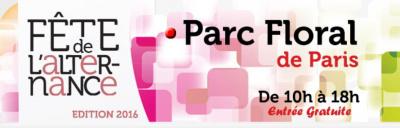 La Fête de l'Alternance 2016 au Parc Floral de Paris