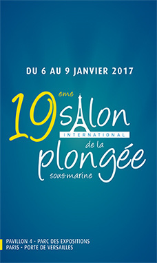 Le salon de la plong e 2017 la porte de versailles for Salon de la mode paris 2017