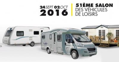 Salon des v hicules de loisirs 2016 for Salon vehicule de loisir