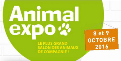 Animal Expo 2016 au Parc Floral de Paris