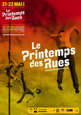 Le Printemps des Rues 2016, le Festival des Arts de la rue
