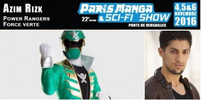 Paris Manga et Sci-Fi Show 2016, le salon des fans de japanimation