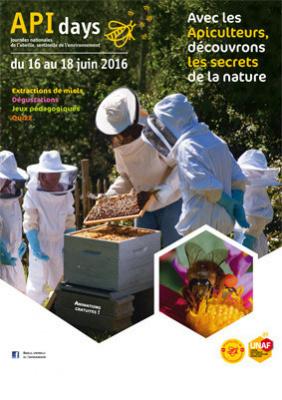 APIdays 2016 - Les abeilles au cœur de la nature