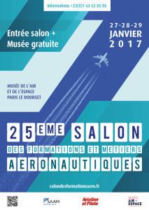 Salon des formations et métiers aéronautiques 2017
