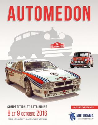 Salon Automédon 2016 au Bourget
