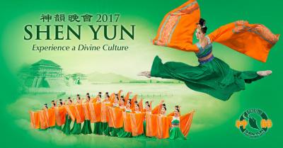 Shen Yun 2017 au Palais des Congrès