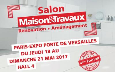 Emejing salon maison travaux contemporary for Salon maison et travaux