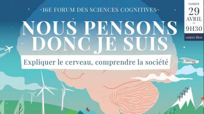 Forum des sciences cognitives 2017 au Réfectoire des Cordeliers