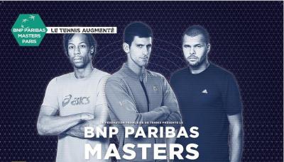 BNP Paribas Masters 2017 à l'AccorHotels Arena