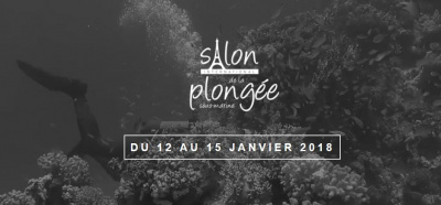 Le Salon de la Plongée 2018 à la Porte de Versailles