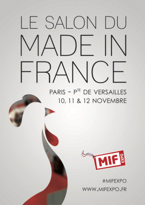 MIF Expo 2017, le Salon du Made In France