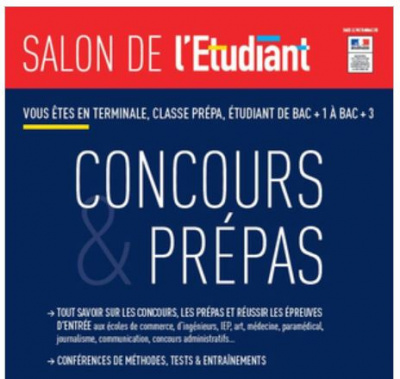 Salon des Concours et Prépas 2018