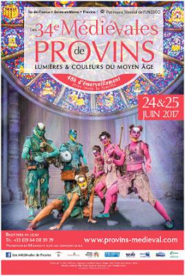 Les Médiévales de Provins 2017