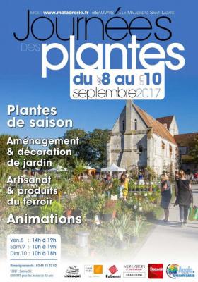 Journées des Plantes 2017 à Beauvais