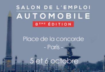 Salon de l'emploi Automobile 2017