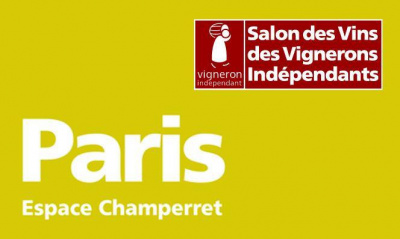 Salon des vins des vignerons independants 2018 l 39 espace for Espace champerret salon