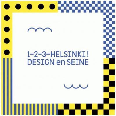 1-2-3-Helsinki ! Design en Seine