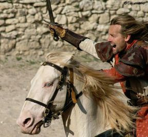 La légende des chevaliers