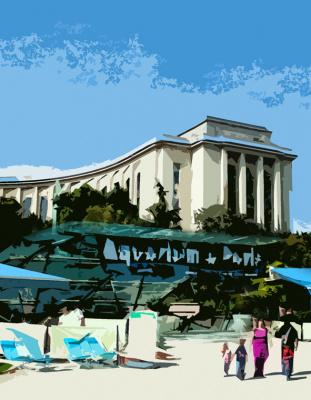 Aquarium de Paris ouvre sa Terrasse