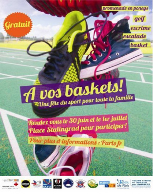 A vos baskets