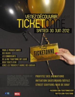 TickeTonne Event