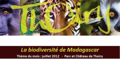 Madagascar à l'honneur au Parc de Thoiry