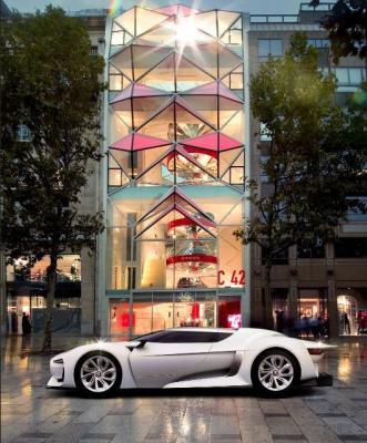 Les concept cars Citroen