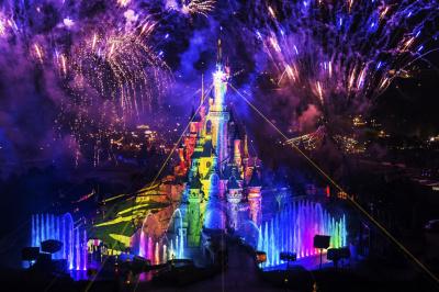 20H non stop à Disneyland Paris