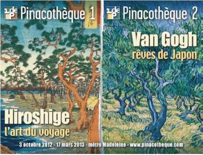 Van Gogh, rêves de Japon