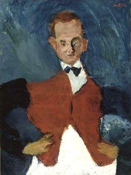 Chaïm Soutine au Musée de l'Orangerie
