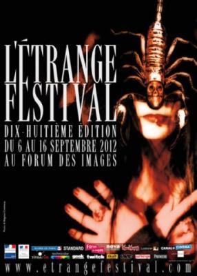 L'étrange festival Paris 2012